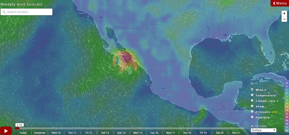 Wind forecast app expat in baja mexico wind forecast app windyty gumiabroncs Image collections