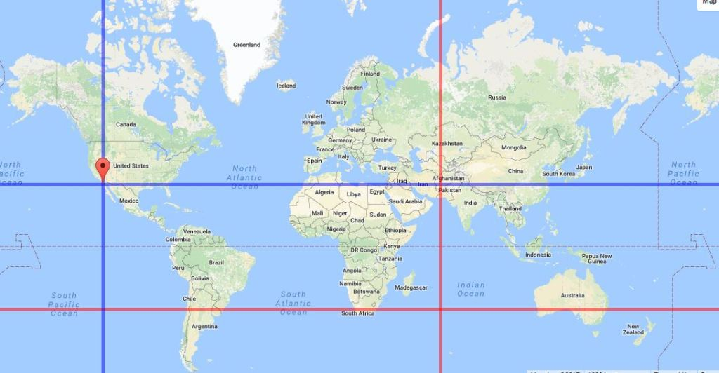 how to get longitude and latitude from google maps cr