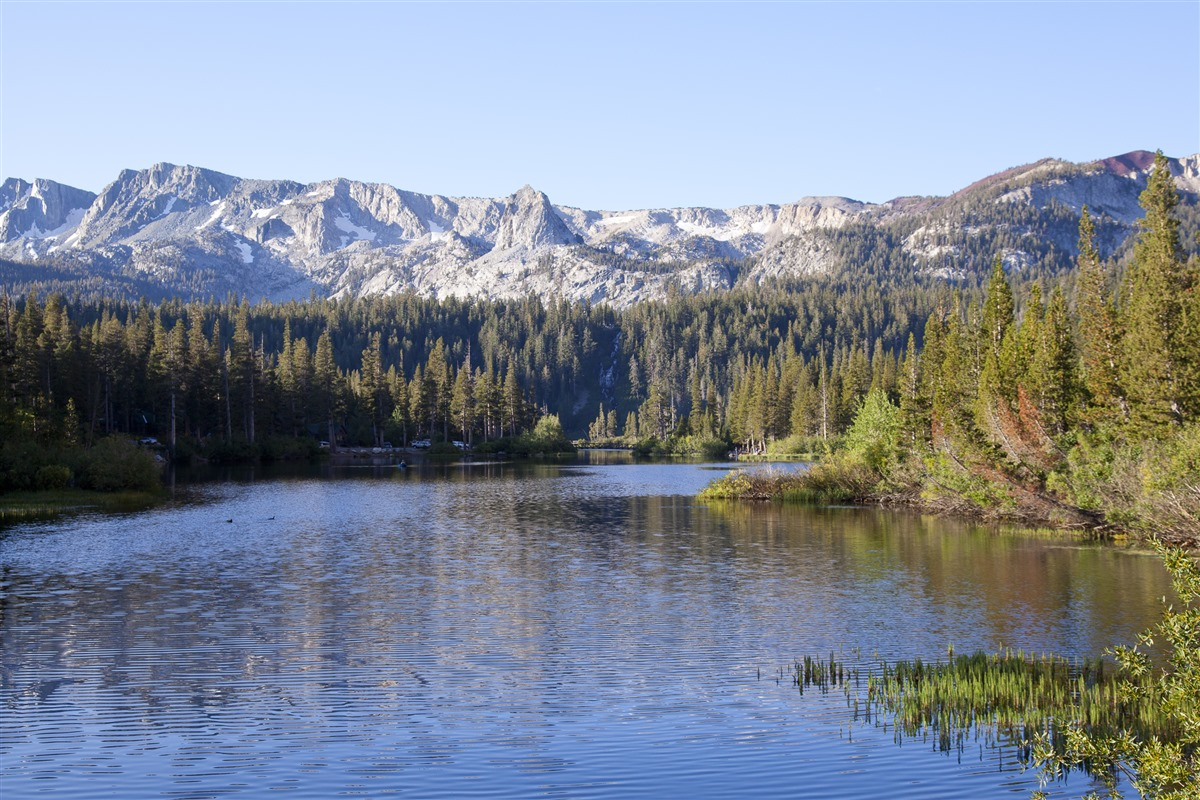 10 Mammoth Lakes Camping Spots For Paranormal Lovers